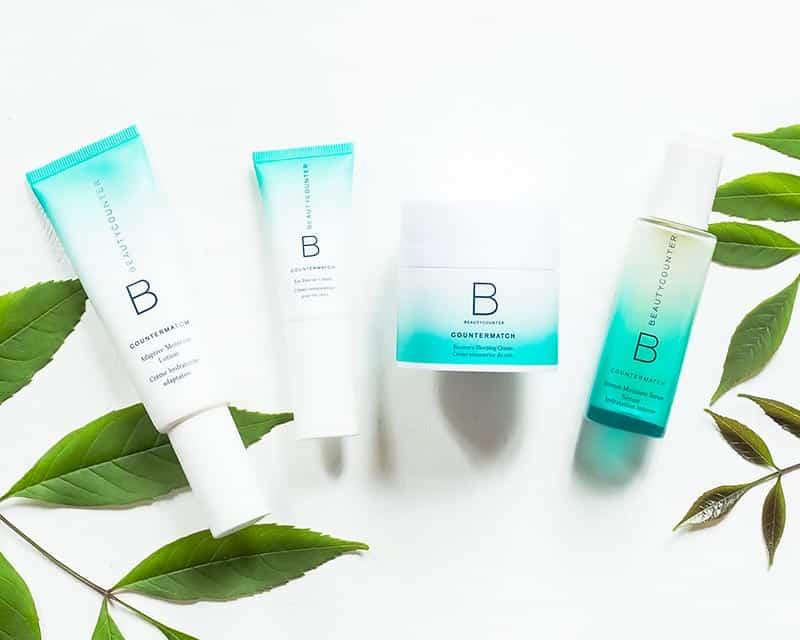 BeautyCounter Countermatch Adaptive Moisture Lotion, Eye Rescue Cream, Recovery Sleeping Cream, Intense Moisture Serum