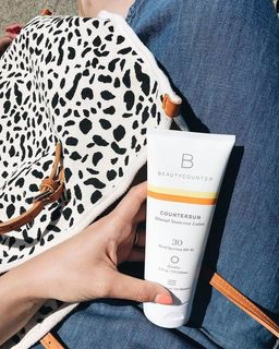 Review of Beautycounter's Sunblock Products