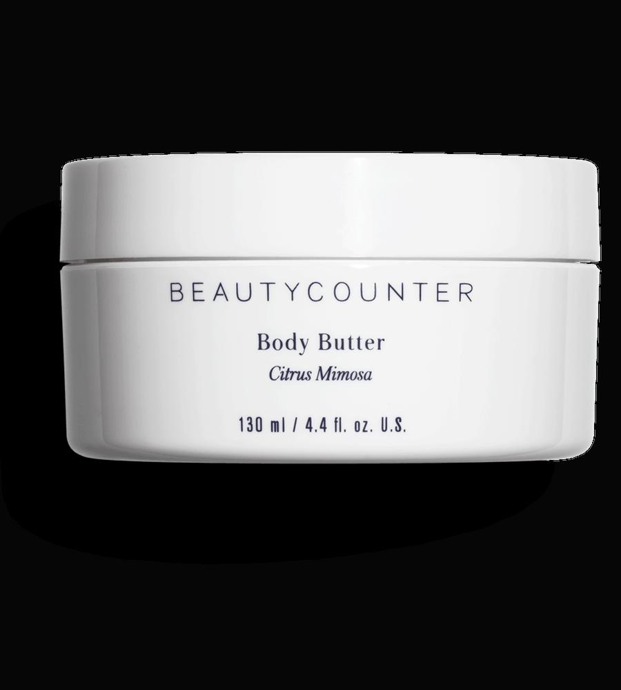 Beautycounter Body Butter Citrus Mimosa