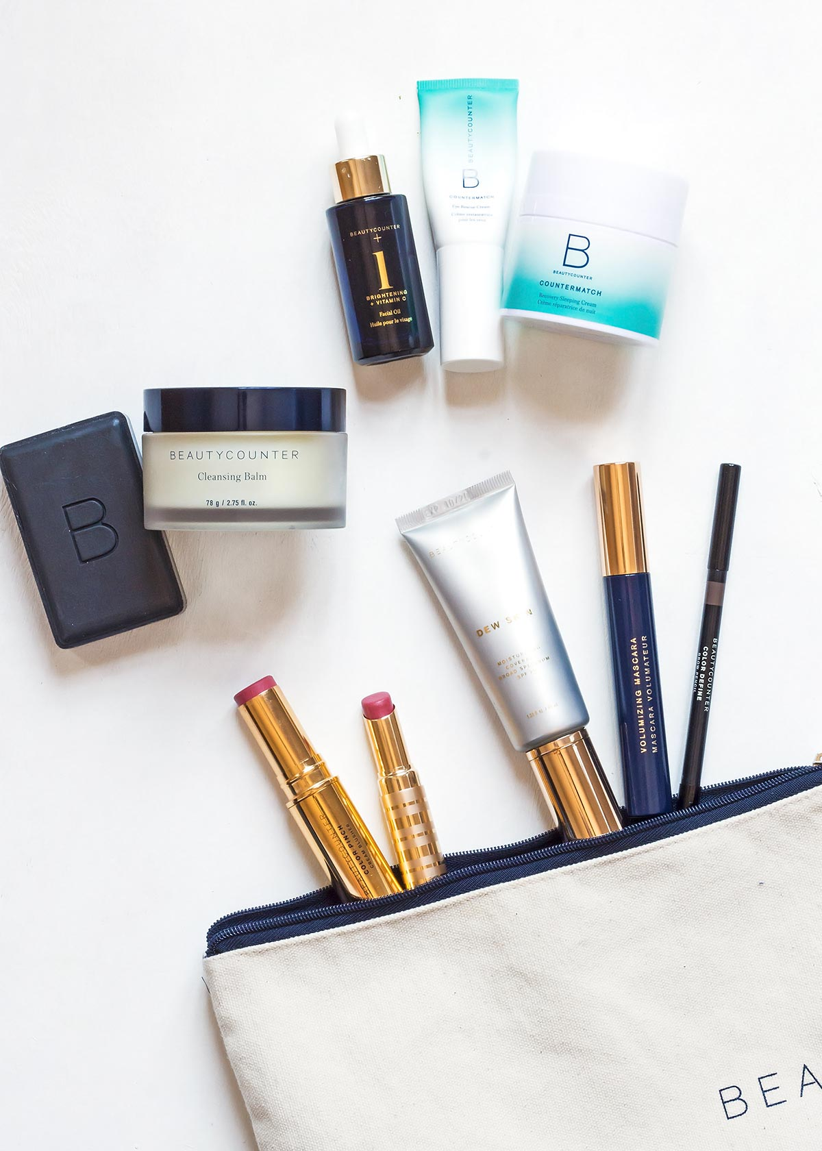 Favourite BeautyCounter Products